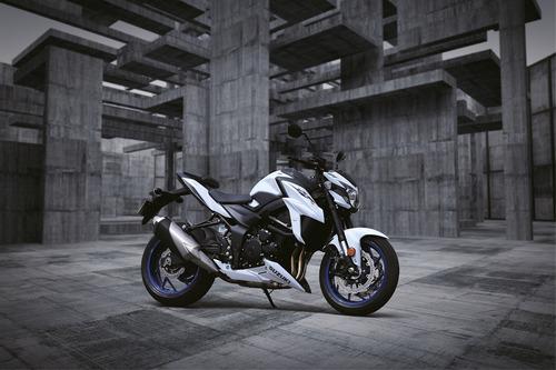 suzuki gsx-s 750z 2020 0km garantia de fábrica
