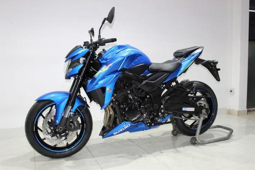 suzuki gsx-s 750z abs 2020 azul