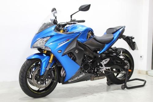 suzuki gsx s1000 f abs 2017 azul