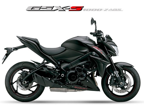 suzuki gsx-s1000 preta 0km garantia de fábrica
