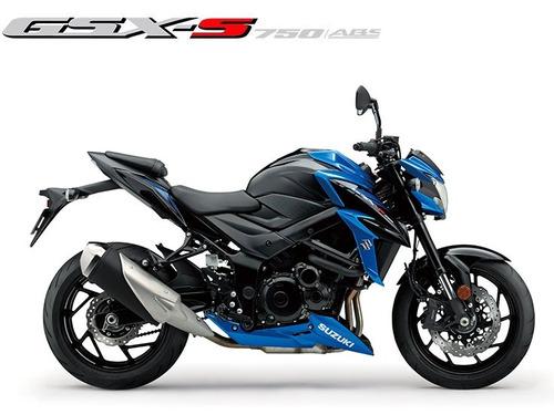 suzuki gsx-s750 a zero km 2020