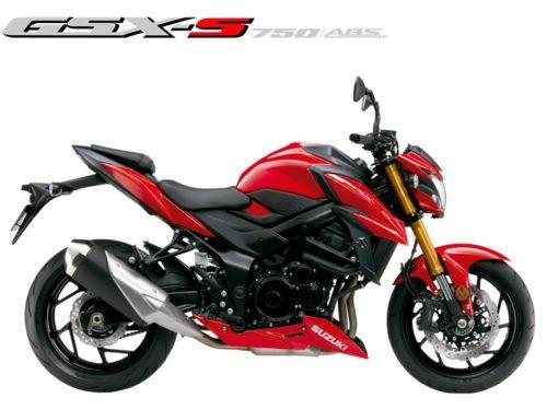 suzuki gsx-s750a 0km 2019 com abs e garantia de fábrica