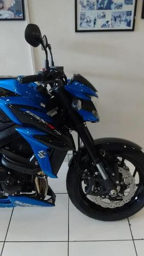 suzuki gsx-s750a 0km 2021 - moto & cia
