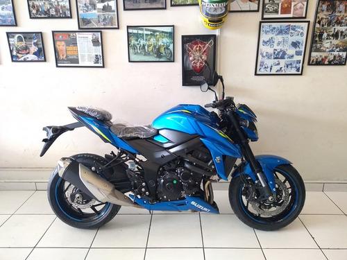 suzuki gsx-s750a 0km 2021 moto gp - moto & cia