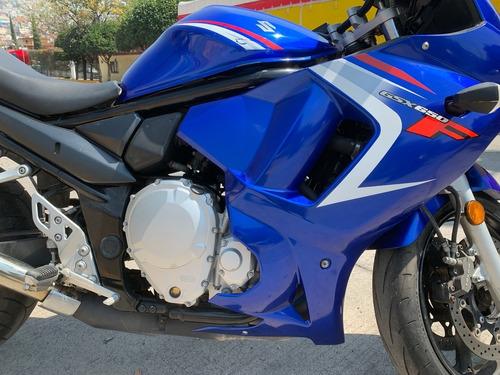 suzuki gsx650f modelo 2008... excelente motocicleta !!!