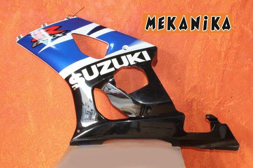 suzuki gsxr 1000 03-04 carenado izquierdo. mekanika
