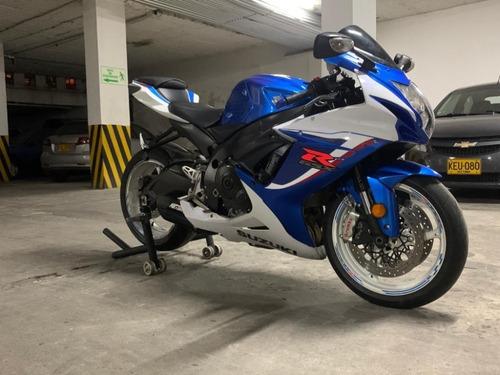 suzuki gsxr 600 2013
