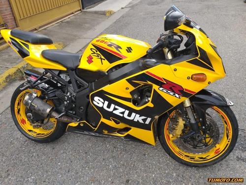 suzuki gsxr 600 501 cc o más