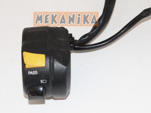 suzuki gsxr 600-750 06-07 mando luces. mekanika