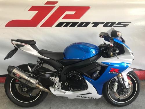 suzuki gsxr 750 2015 azul