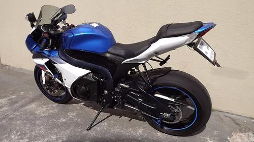 suzuki gsxr srad 1000 2013 azul