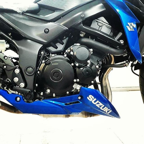 suzuki gsxs 750 abs 0km l8 entrega inmediata azul