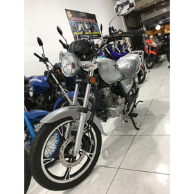 Suzuki Haojue Chopper Road 150 Cbs Okm