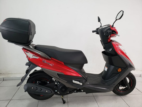 suzuki haojue lindy 125 0km todas as cores