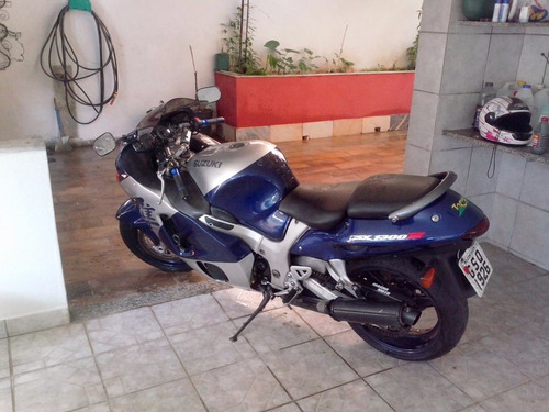 suzuki hayabusa 1300 cc gsxr (cbr r1 srad kawasaky r6 1000