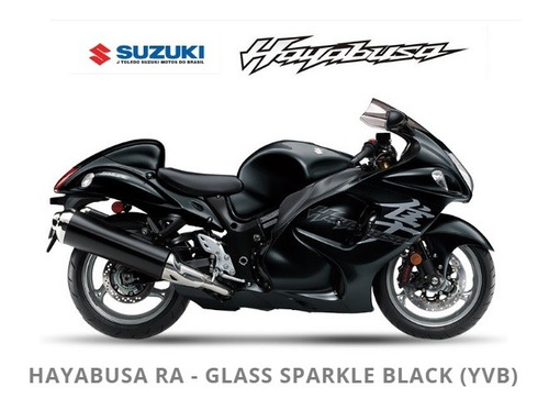 suzuki hayabusa 1300 ra 0km 2020 com 1 ano garantia (a)