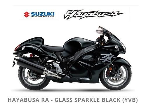 suzuki hayabusa 1300c 0km modelo 2019/2020 1 ano de garantia