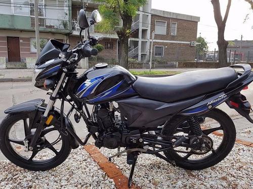 suzuki hayate - usada exclusiva - tomamos tu usada - bike up