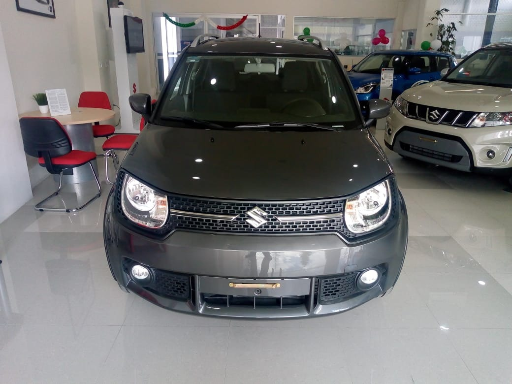Suzuki Lts