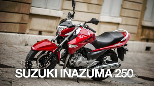 suzuki inazuma 250 en km8motos !!!
