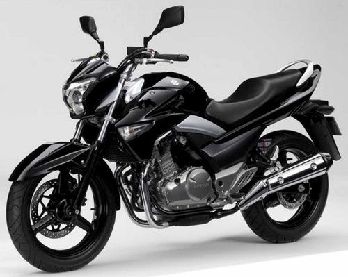 suzuki inazuma 250 moto