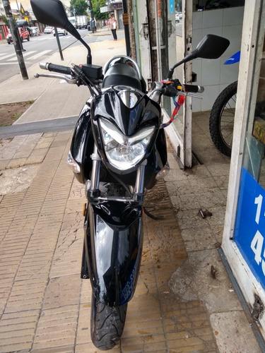 suzuki inazuma 250 motos