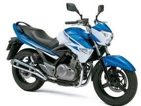 suzuki inazuma 250 reserva la moto con descuento