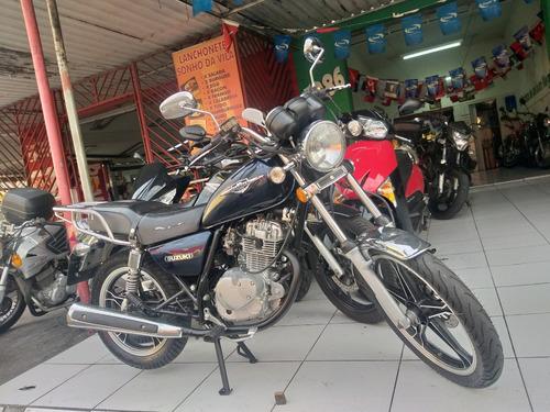 suzuki intruder 125 ano 2013 moto podium