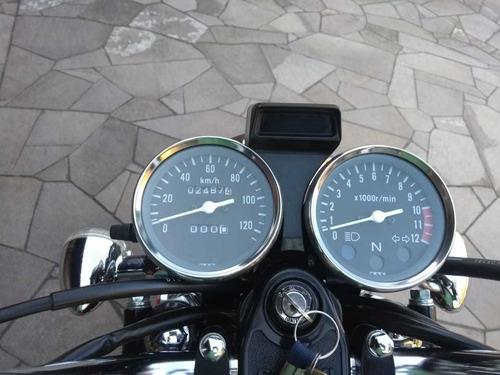 suzuki/ intruder 125, apenas 2.500 km, toda original