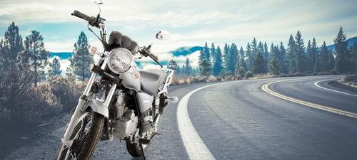 suzuki - intruder - chopper road 150 - jaqueline