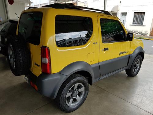 suzuki jimny 1.3 4sun 4x4 16v gasolina 2p manual