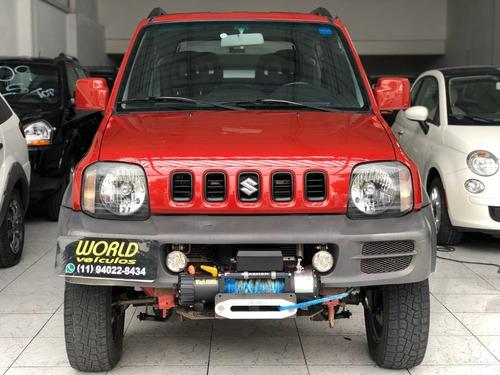 suzuki jimny 1.3 hr 4x4 16v gasolina 2009/2010 manual