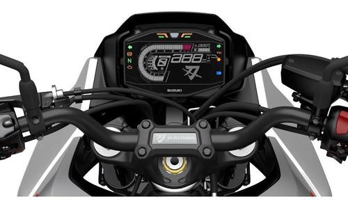 suzuki katana black 2020 abs control de traccion 150 hp