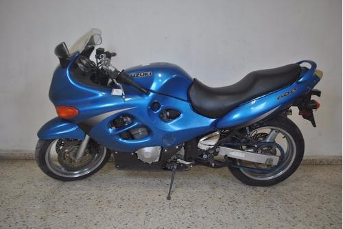 suzuki katana gsx 600f 2000