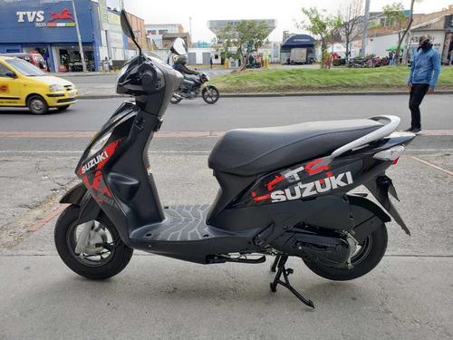 suzuki lets 110 2020