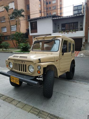 suzuki lj80 - 1980