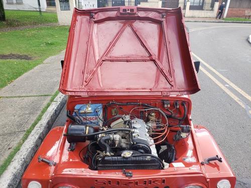 suzuki lj80 mt 4x4 800cc lona