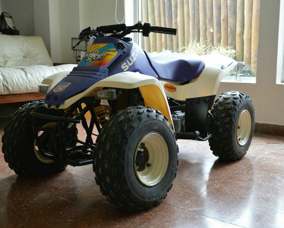 Suzuki Lt80 2000 Oportunidad Liquido!!!