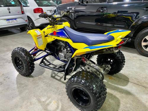 suzuki ltr 450 2009