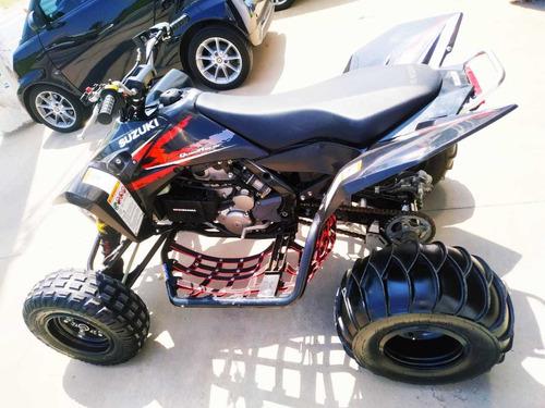suzuki ltr 450 2013