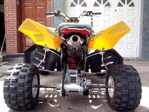 suzuki ltr 450. impecable todo original. motor nunca abierto