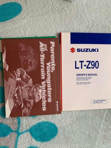 suzuki ltz 90