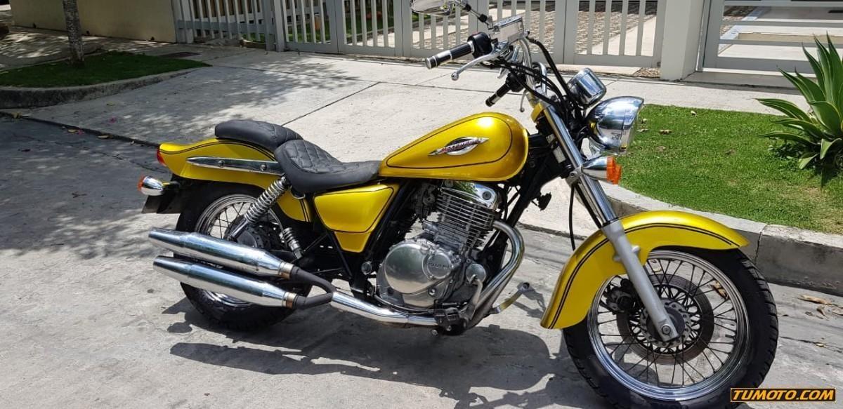 Suzuki Marauder Gz 250 - $ 8.000.000 en TuMoto
