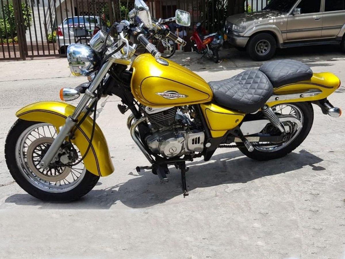Suzuki marauder 250 (1200€) - Foro Coches