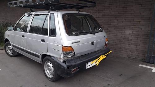 suzuki  maruti city car