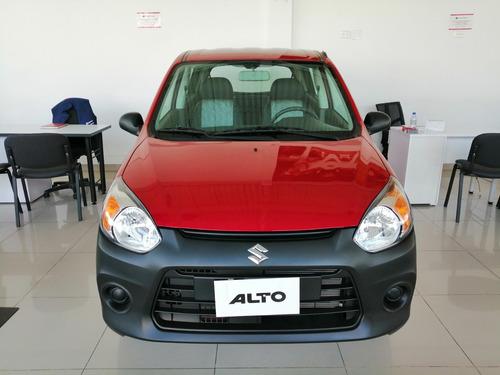 suzuki new alto 800 gl mt.  eficiencia y seguridad