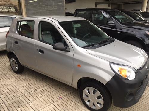 suzuki new alto std con aire acondicionado, abs y airbag