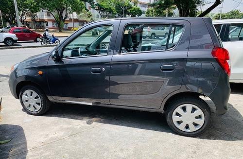 suzuki new alto std mc con aire acondicionado, abs y airbag
