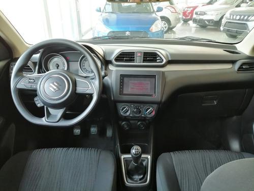 suzuki new swift sedan mt  un sedán espacioso y rediseñado