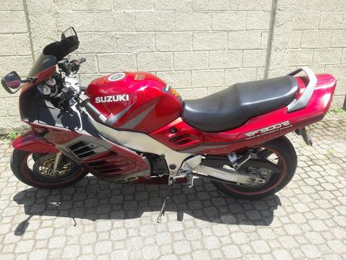 suzuki rf 900 1998  excelente estado !